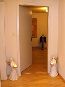 Engel-Eingang-k