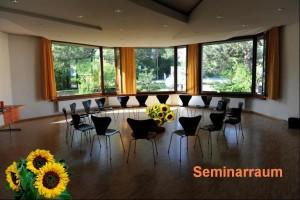 Seminarraum-Sonnenblume